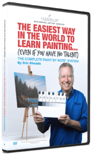 THE EASIEST WAY IN THE WORLD TO LEARN PAINTING (EVEN IF YOU HAVE NO TALENT)